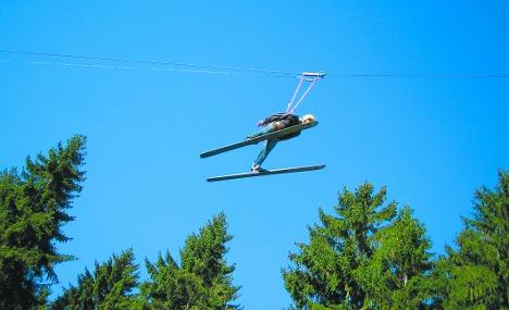 Ski jumping for everyone