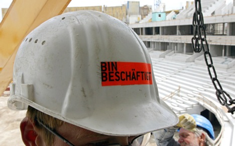 German builders fear influx of cheap workforce