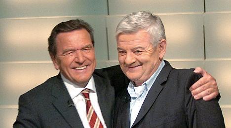 Fischer describes row with Schröder over Iraq