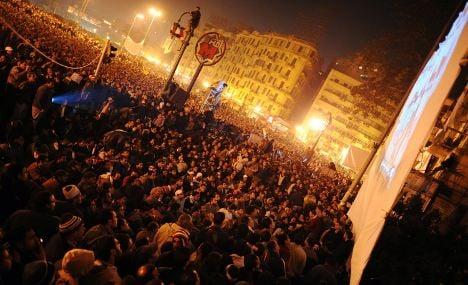 Westerwelle welcomes Mubarak's promise