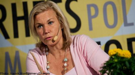 Sweden pledges more aid for 'web activists'