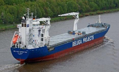 Pirates allegedly shoot seaman on hijacked German ship