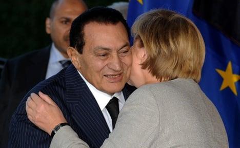 Rumoured plan to bring Mubarak to Germany