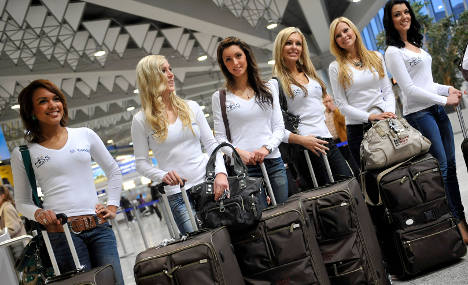 Egyptian protests trip up Miss Germany pageant preparations
