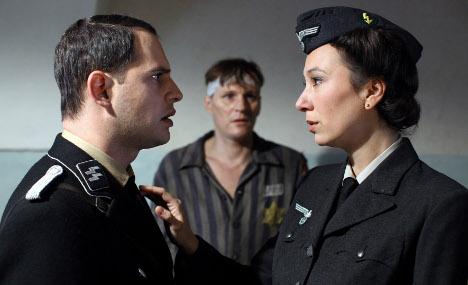 Daring Nazi comedy applauded at Berlin film festival