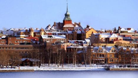 Swedish city declares tap water 'drinkable'