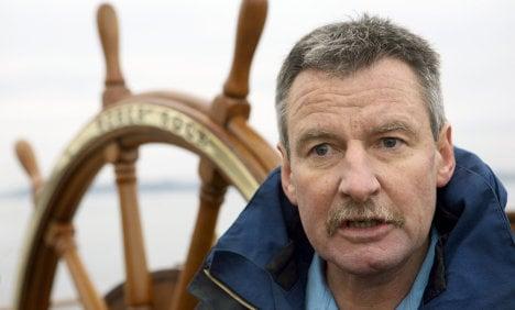 Investigators clear Gorch Fock commander of allegations