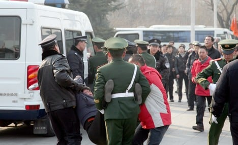 Stern journalist detained in China