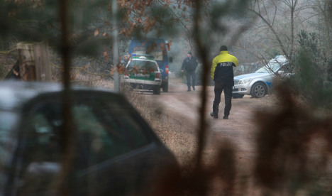 Suspect in triple murder found dead