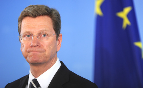 Westerwelle finds reason to fear Libya mission