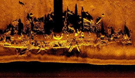 WWI submarine found off Dutch coast