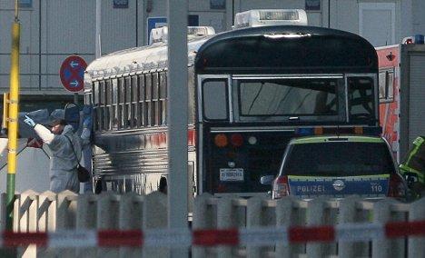 Two Americans shot dead at Frankfurt Airport