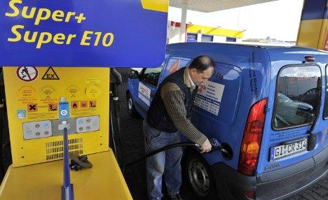 Biofuel confusion strains super petrol supplies