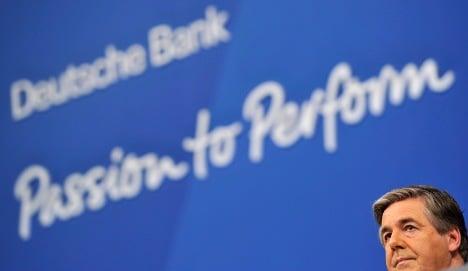 Deutsche Bank to pay investing compensation