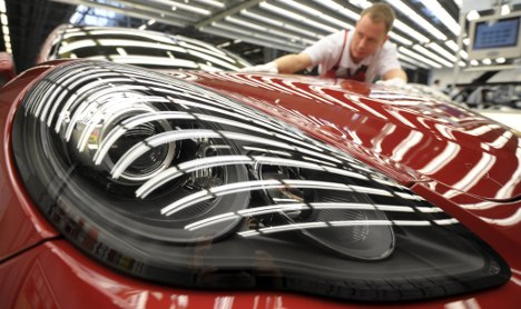 Porsche to build Cajun mini SUV in Leipzig