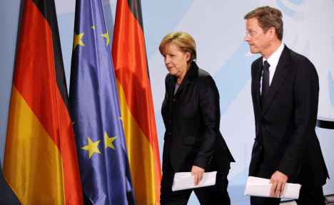 Merkel calls for review of nuclear plant safety