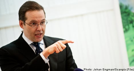Borg bashes Swedish banks' booming profits
