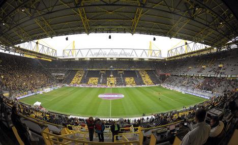 Police foil Dortmund stadium bomb plot