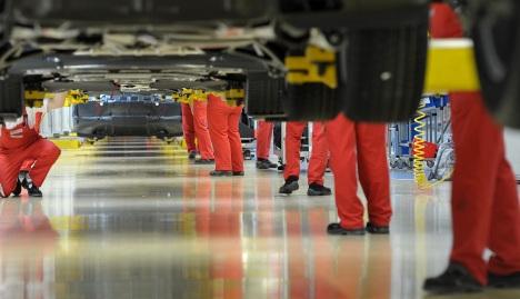 Unemployment hits post reunification low