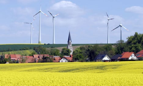 Germany second in global green energy race