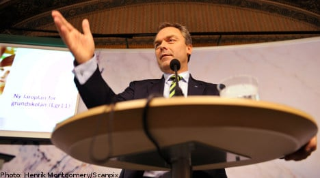 'Renationalise Sweden's schools': minister