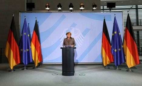 Merkel: Libyan reaction to UN 'encouraging'