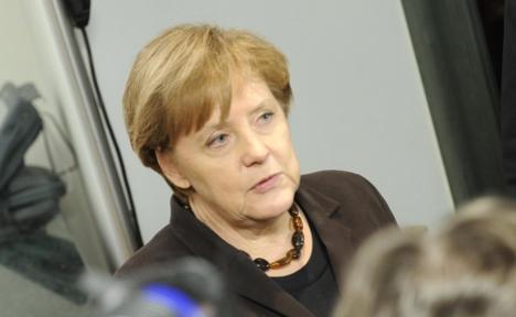 Guttenberg affair hits Merkel's conservatives