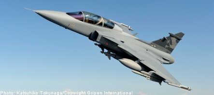 Government yes to Gripen deployment