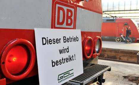 Train drivers strike seen hitting economy