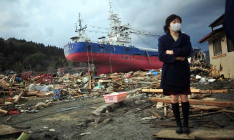 Reinsurers post Japan quake loss estimates