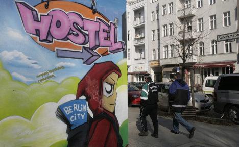 Berlin's Kreuzberg decries tourist swarms