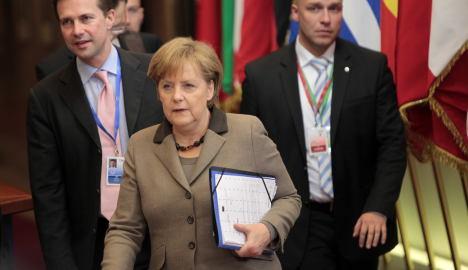 Merkel wary of military engagement in Libya