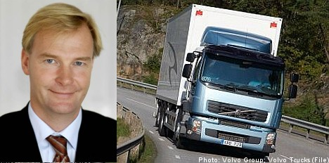 Volvo Group names insider as new CEO