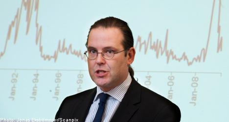 Sweden's Borg eyes post-election exit