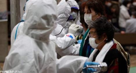 Japan blasts reignite Swedish nuke debate