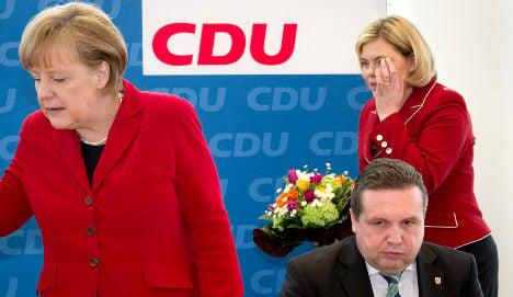 German media roundup: A seismic shift for Merkel's coalition?