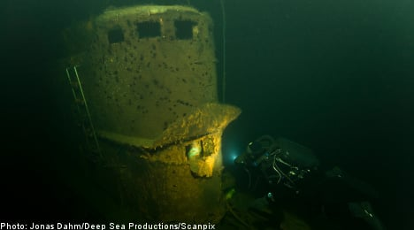 Military 'not interested' in Soviet sub wreck