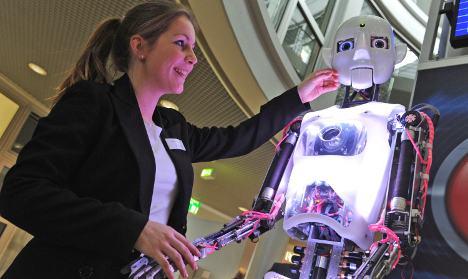 Gadgets galore wow CeBIT crowds