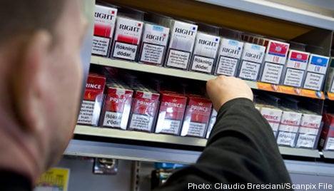 Public health body backs call for tobacco-display ban