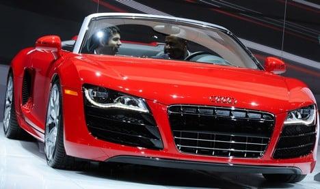 Booming Audi to pay workers €6,500 bonus