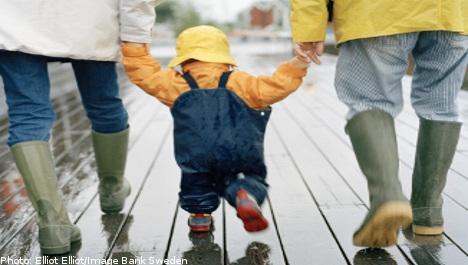 Swedish court grants grandparent access