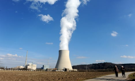 Germany shutting down seven nuclear reactors