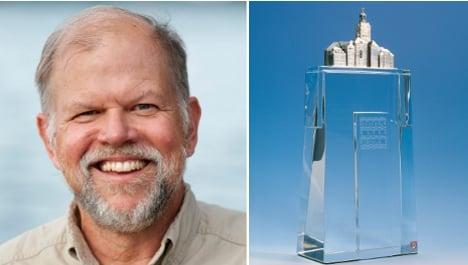 US scientist wins Stockholm Water Prize