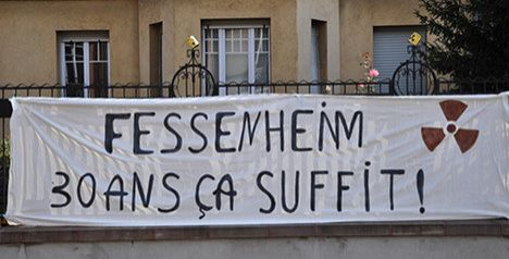 'Close French nuclear plant' – Swiss cantons