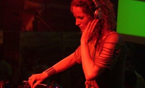 Berlin's techno scene shows its feminine side