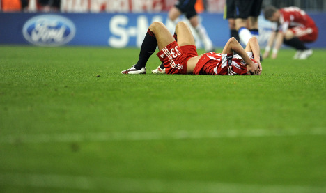 Bayern threw away Champions League victory, fumes van Gaal