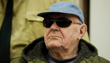 'Nazi guard' Demjanjuk faces six years in jail