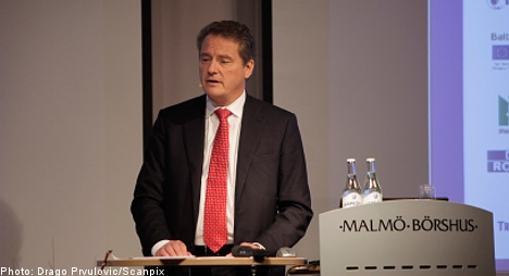 BP head Svanberg defends deep sea drilling