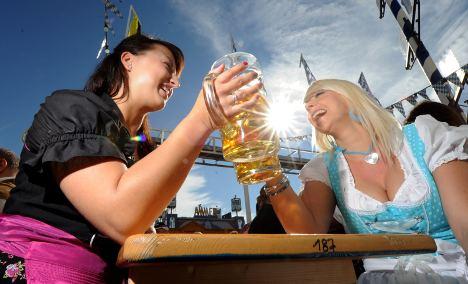 Prost! Weekend set for beer garden weather