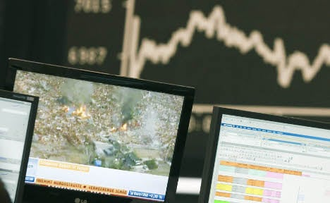 Investor confidence hit by Japanese crisis